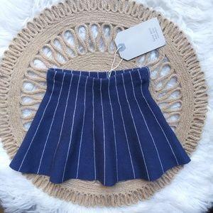 NWT | ZARA Knit Baby Girl Skirt